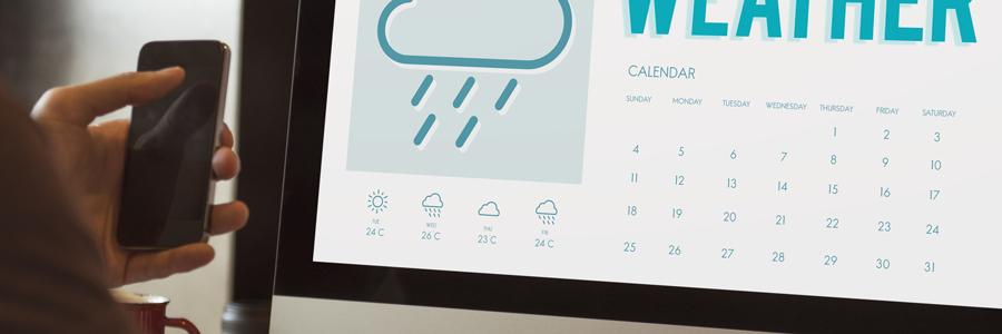 QM weatherの活用例