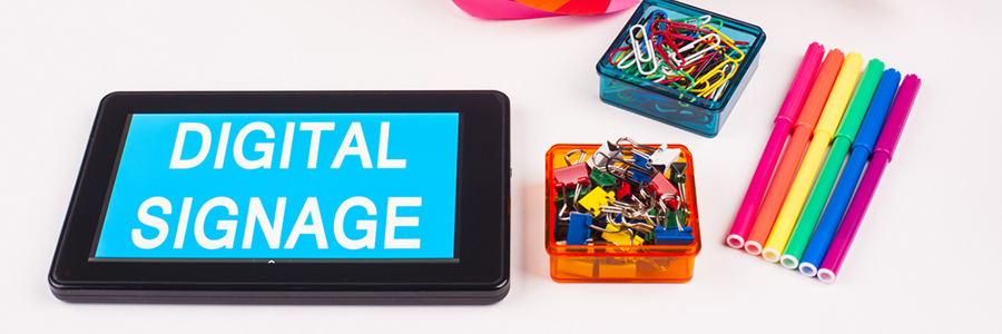 無料アプリ「Signage Browser」でiPadをデジタルサイネージに