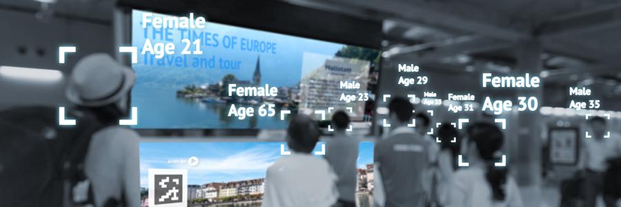 デジタルサイネージの新形態! ガラス一体型デジタルサイネージとは?