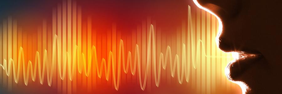 高い音声認識機能