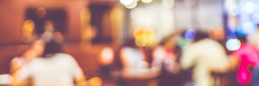 通りすがりに! デジタルサイネージを使用した飲食店の集客法
