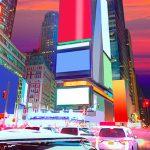 世界のLEDビジョン事例① ~ニューヨーク・タイムズスクエア~