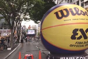 FIBA3×3WorldTourMasters宇都宮2017 03