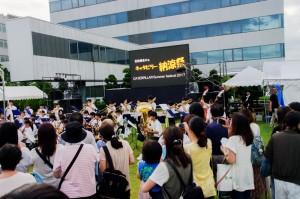 キャタピラージャパン納涼祭02